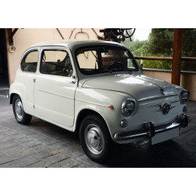 Siège 600 1962 4/600cc