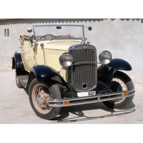 Chevrolet  Sedan. 3179cc. 1931