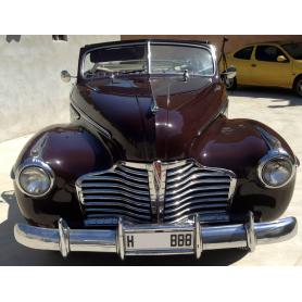 BUICK Eight Coupe descapotable. 8/4060cc.1941.