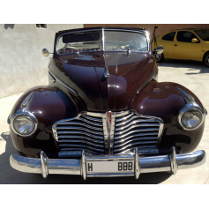 BUICK Eight Coupe Cabrio. 8/4060cc.1941.