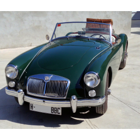 MG A. 1600. Roadster. 1960