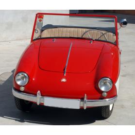 PTV. Microcar. 250cc. 1958