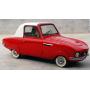 Biscuter .Pegasin. 200F. 198cc. 1958.