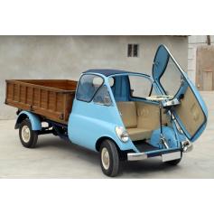 Isetta Carro. 236cc. 1959.