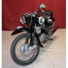 NSU. 250cc. 1954