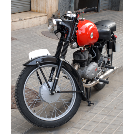 Osa. Modelo B. 125cc. 1957.