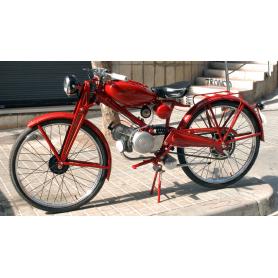 Moto Guzzi Hispania. 65cc. 1953.