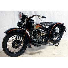 Harley Davidson 750cc. WLD.