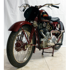 Motorcycle Brand: STANDARD REX. 350cc. 1935.