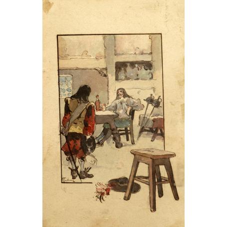 Escola catalá de finais do século XIX.