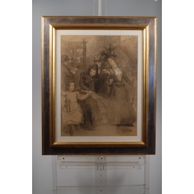 GARNELO Y ALDA, José Santiago (Enguera, Valencia, 1866 – Montilla, Córdoba, 1944).