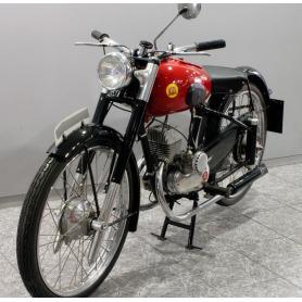 Montesa. 125cc. Modèle D51.