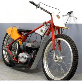 Bultaco. Modell Speedway. Der 250cc-klasse.