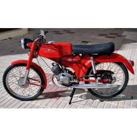 Moto Guzzzi-Hispania 49cc.  AÑO 1970.