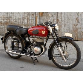 Montesa Brio 80-54. 125cc. Año 1956.
