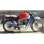 MV augusta Sella sport. 155cc. Año 1962.