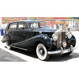Rolls Royce Silver Wraith. 1951.