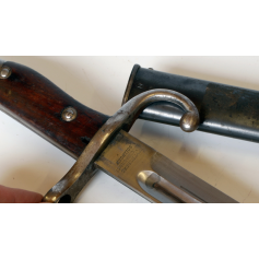 Bayoneta alemana, SOLINGEN c.1909.