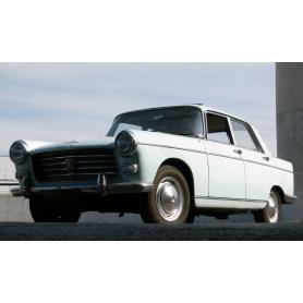 Peugeot 404. 1960.