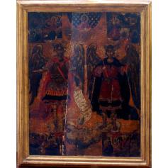 Icono ruso s:XVIII
