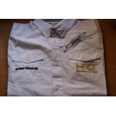 Camiseta oficial hrt Dani Clos