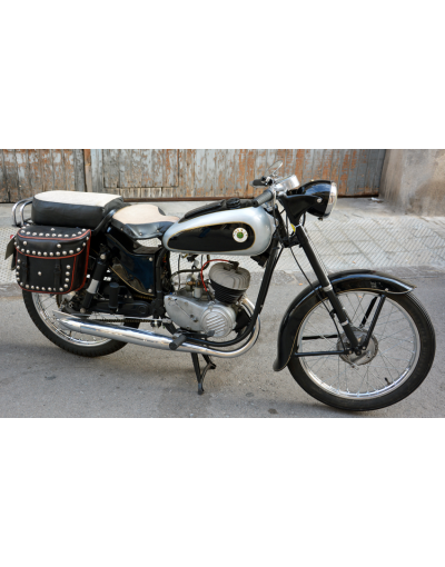 Ossa 125 Escuradents 1956