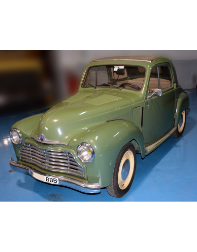 Simca Six Cabrio 1949