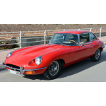 Jaguar E-Type 4.2 Coupe.