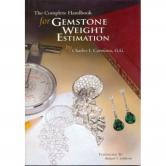 Gemstone weight estimation