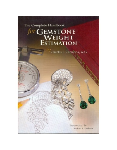 Gemstone weight estimation