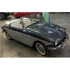 PTV. Microcar. De 250cc. 1961