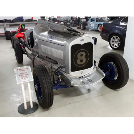 Ford Montier Especial 1931 4/3620cc.