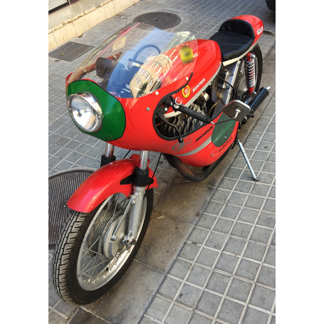 Montesa. 175cc. Command. Transformed to competition 250.