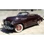 BUICK Eight Coupe descapotable.1939.