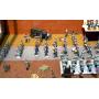 Colección completa de 246  soldados de plomo. Circa: 1970