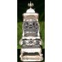 Estufa salamandra Marca: American Heating nº: 35/180.