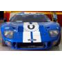 Ford GT 40. Vincitore della 24 ore di Le Mans.