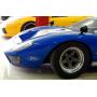Ford GT 40. Gañador das 24 horas de Le Mans.