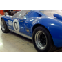 Ford GT 40. Gewinner der 24 stunden von Le Mans.