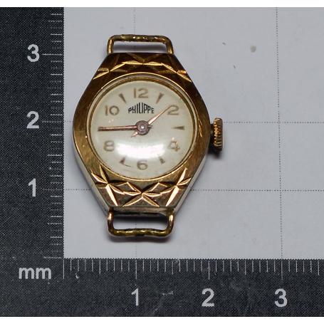 Reloj de pulsera Philippe oro de 18k