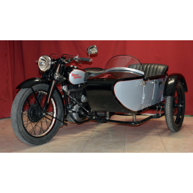 Royal Enfield. Modelo G. 500cc. 1936