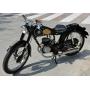 Moto LUBRICANT de 125cc 1956