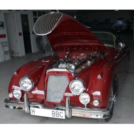 Jaguar XK 150 Roadster  Cabriolet 1958