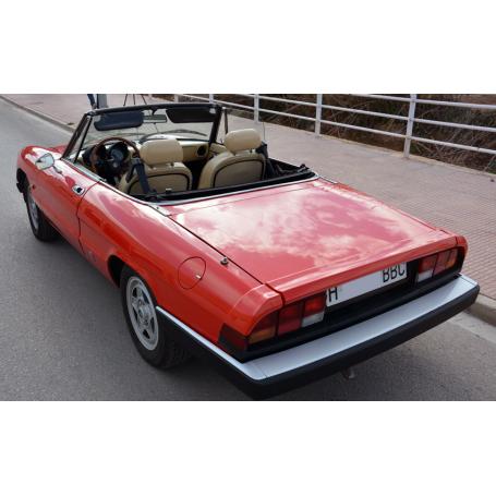 Alfa Romeo Spider >> Alfa Romeo Spider 2 0 1984