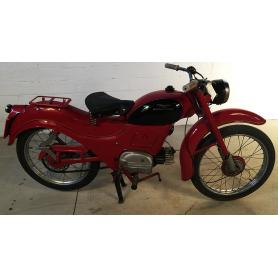 Moto Guzzi Hispania. 98cc.  2T. 1958.