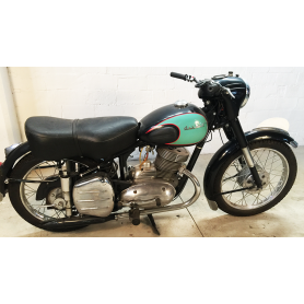 DERBI. Der 250cc-klasse. Super. 1959.