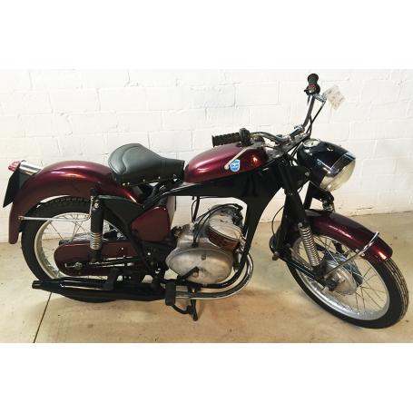 ADLER. M250. 250cc. 2T. 1955.