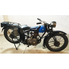 Motorrad Peugeot. P108. 1928. Der 250cc-klasse.
