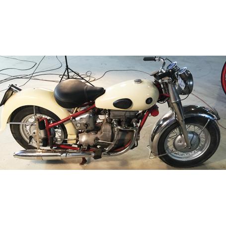 Bicicleta Sunbeam. Cdm: S8. 1956. 500cc.