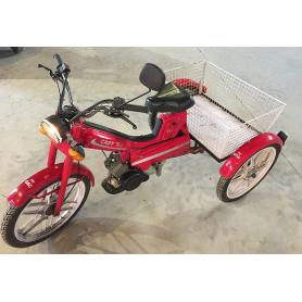 CADY-Tri. 750cc. Mobilette. Motorrad-GAC.